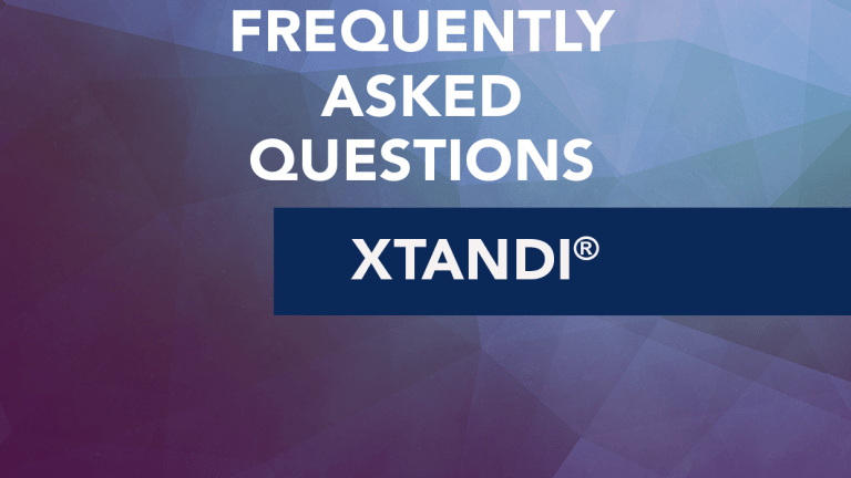 Xtandi® - Frequently Asked Questions About Xtandi® (Enzalutamide)