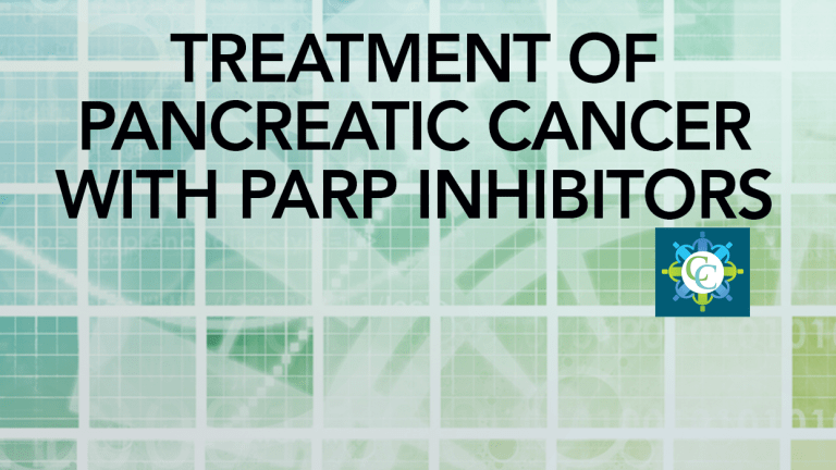 PARP Inhibitors Shows Promise as Treatment for Pancreatic Cancer